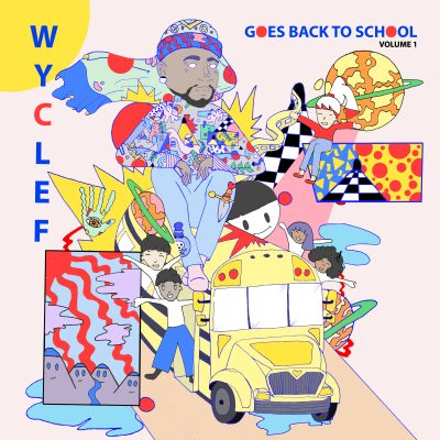 Wyclef Goes Back To School